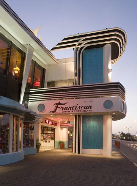 The Franciscan Crab Restaurant San Francisco Ca